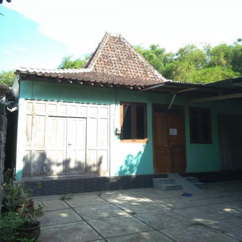 Rumah Joglo Murah Daerah Kasongan Bantul Lt 284 M2 Harga