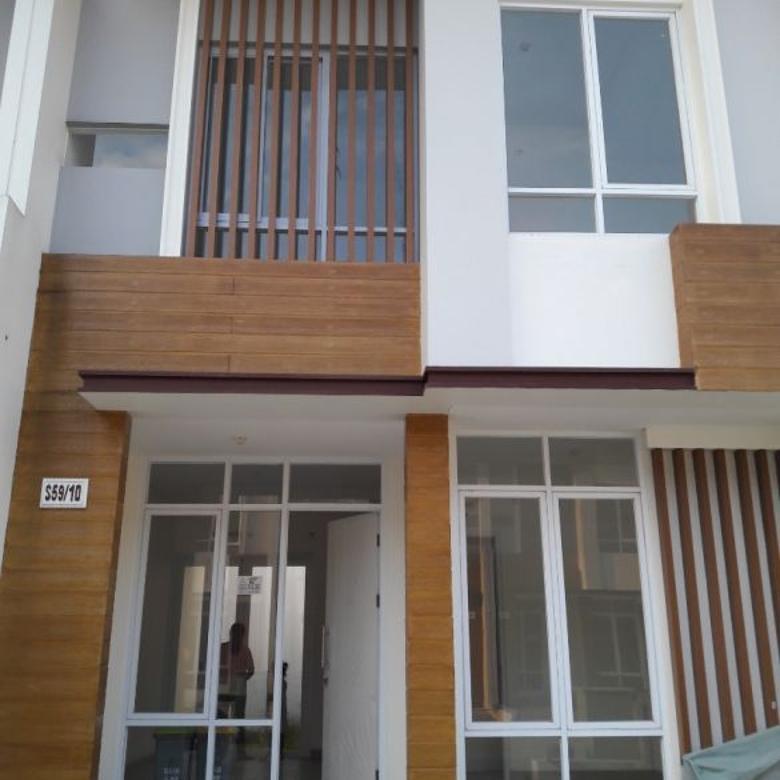 Rumah 2 tingkat 3+1 KT 2+1 KM, Citra Raya, Cikupa, Tangerang