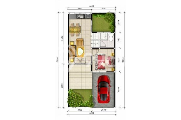 Di Jual Cluster Rumah Mewah 2 Lantai Murah Di Jatiasih 18274393