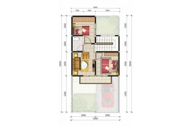 Di Jual Cluster Rumah Mewah 2 Lantai Murah Di Jatiasih 18274394