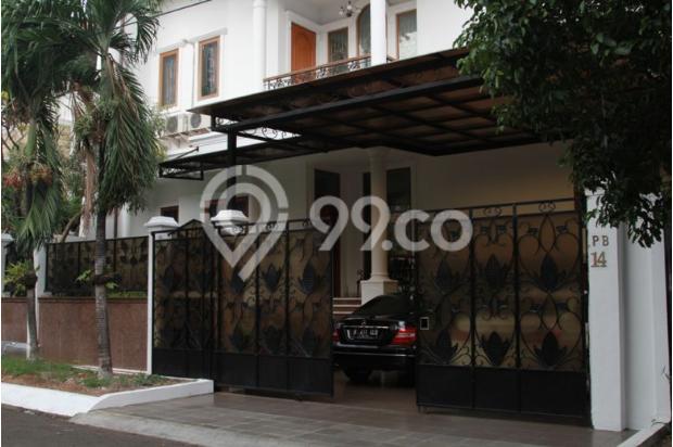 Dijual Rumah 2 Lantai Siap Huni di Pinang Perak, Pondok Indah, Jaksel 17149728