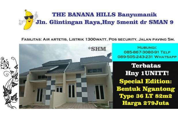 Dijual Rumah TerMurah Kualitas Premium di Banyumanik Hanya 200Jutaan 15646563