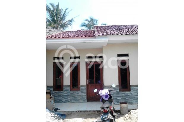 Di Jual Rumah Minimalis Murah Di Kawasan Citayam Pabuaran Bojonggede Bogor 2486414