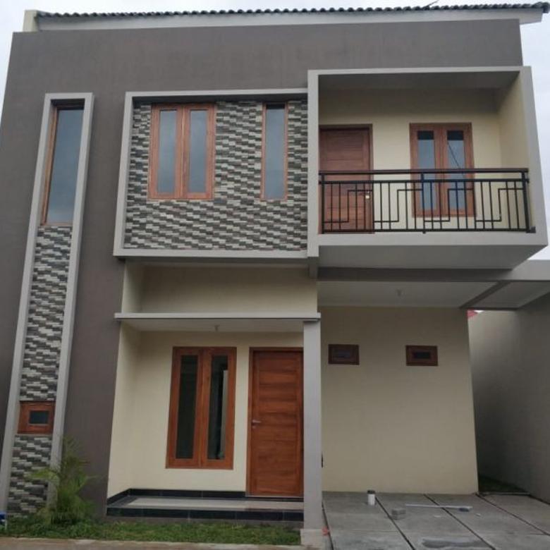 Rumah Baru Dalam Cluster Dengan Harga Terbaik Utara UPN