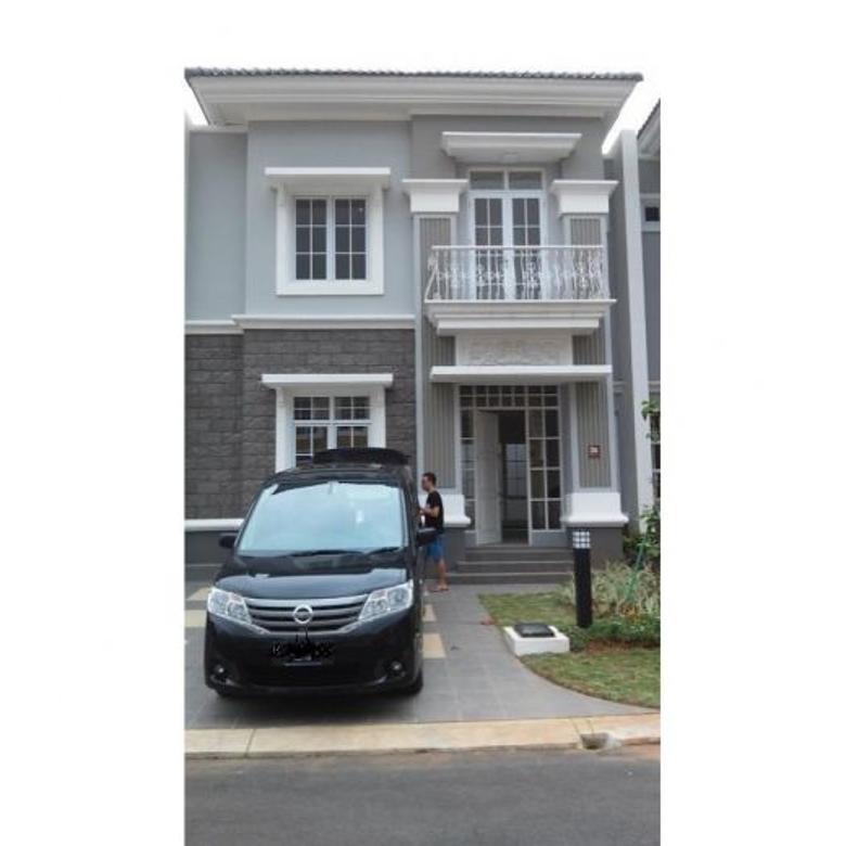Rumah siap Huni Menaggio Timur BSD