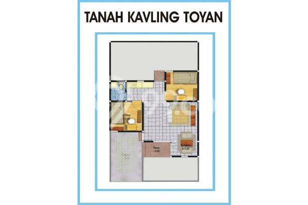 Tanah Kapling Murah Konsep Perumahan di Wates 13696957