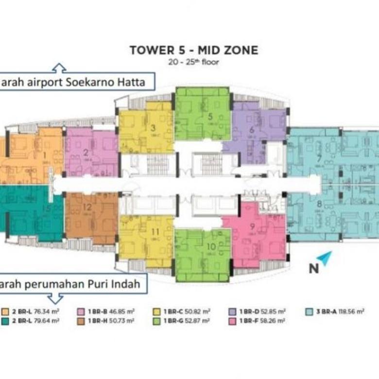Ruang Kantor-Jakarta Barat-3