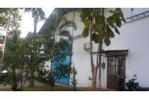 Gudang Sentra Benda (2 gandeng ), Cengkareng , Jakarta Barat , LT ; 1.686