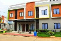 Rumah kostan mewah disuper blok Galuh Mas Karawang barat,DP.3%.