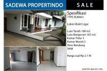 Rumah Siap Huni Bukit Ligar Bandung