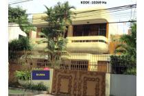 KODE :10269(Ha) Rumah Dijual Ancol, Luas 14x25 Meter