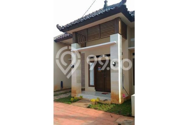 Rumah KPR DP bisa dicicil harga 400 jutaan dekat TOL Jatiwarna 11066026