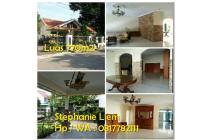 Disewakan rumah luas 770m2 di Rawamangun Jakarta timur, Hub 0817782111