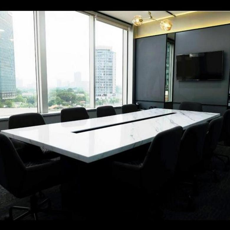 Office Space, Menara Sudirman, 350sqm, Furnished