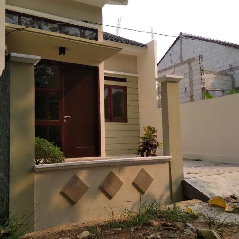 Rumah KPR Tanpa DP Garansi Akad di Bojongsari Depok