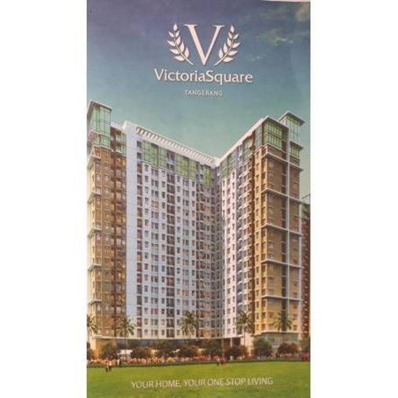 Dijual Apartemen Strategis dan Fursnish Di Karawaci, Tangerang Pr1608