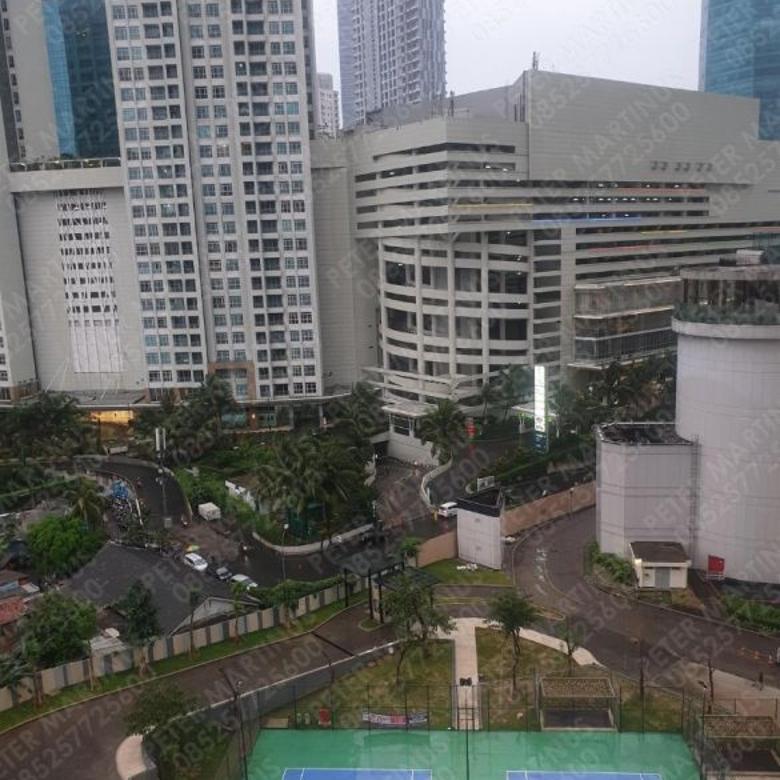 Murah 1.55M Saja! Apt Taman Anggrek Residence 50sqm Semi Furni