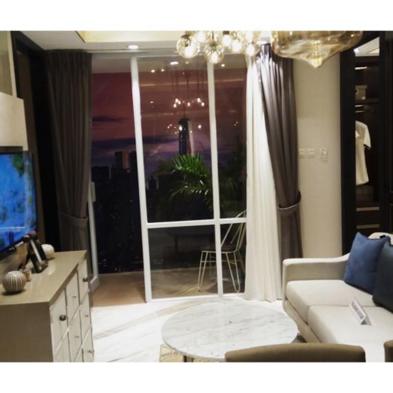 Unit Apartemen Transpark Cibubur Studio, 2BR , 3 BR
