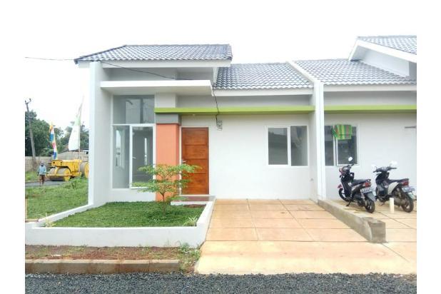 Rumah Baru Tipe 36/72 Lokasi Strategis di Perbatasan Depok Tangsel Kab. Bogor