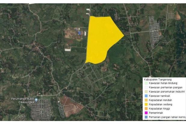 Rp155mily Tanah Dijual