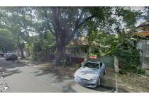 Kavling KOTAK  di Jl Hang Tuah 5. JARANG ADA