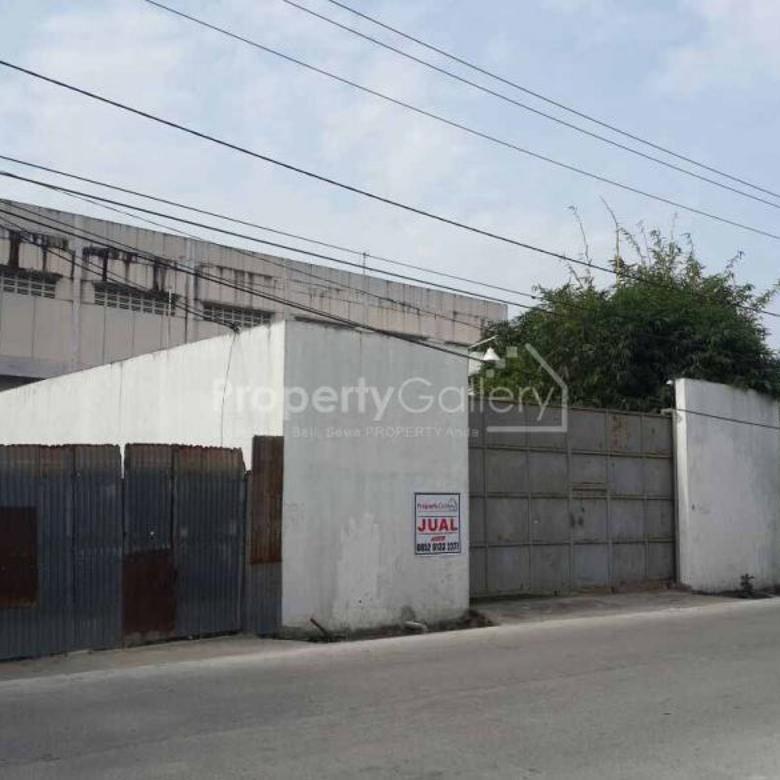 Gudang Jalan Tangguk Bongkar III (daerah Mandala) Medan