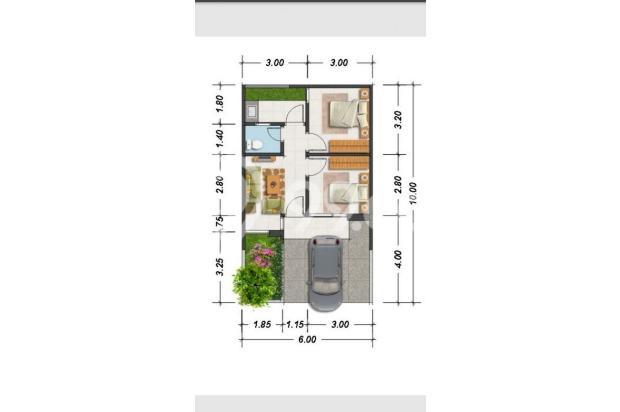 Rumah Di Cipondoh Tangerang Banten 17826503