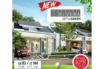 rumah sederhana exclusive  NEW RIVERA GOLF