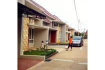 Rumah Siap Huni di Cluster Rasheesa, Tanah Baru  Depok