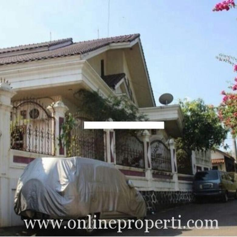 Dijual RUmah Cantik Asri dan Luas di Cibubur Jakarta Timur AG1034