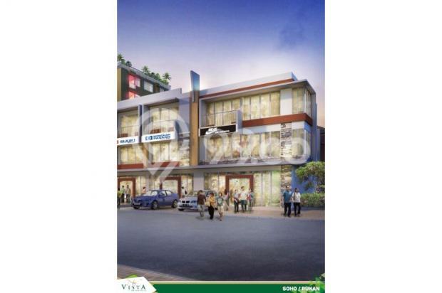 apartement 1 bedroom di buah batu, garden vista residence asri dan nyaman 7608846
