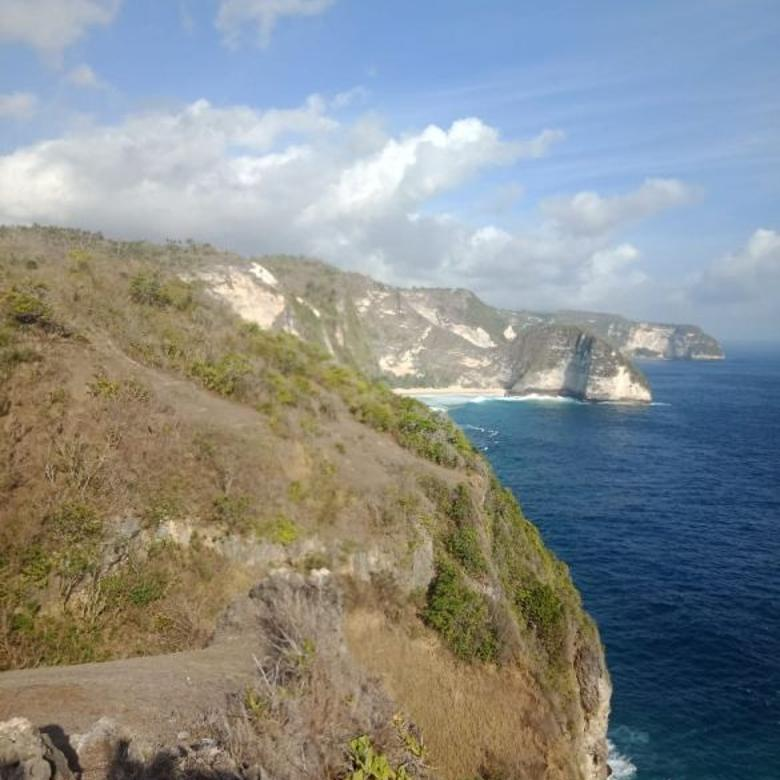 Tanah Los Tebing Klingking Beach Nusa Penida