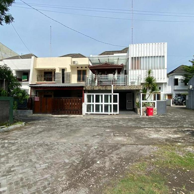 Rumah Megah Modern 2 lantai + Kolam Renang Indoor Perum Palagan