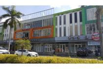 Ruko Costarica di Modernland, Tangerang, depan Club House, Lokasi sangat st