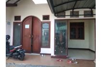 Rumah non komplek, baru renovasi, 1 lantai, di pondok cabe