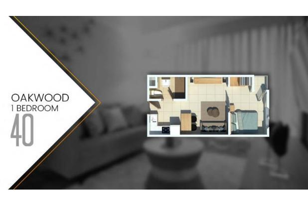 Rp660jt Apartemen Dijual