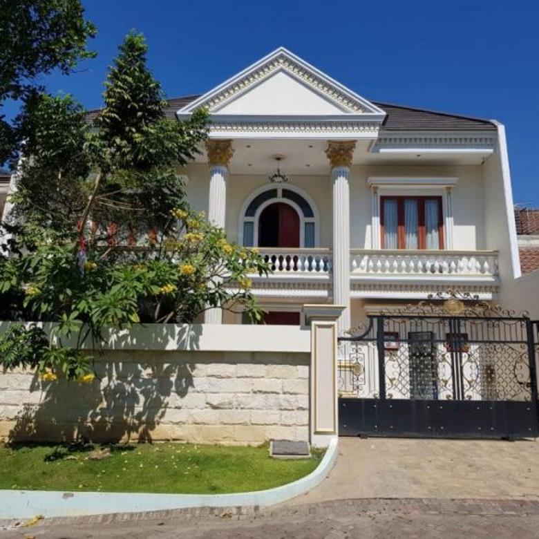 Rumah Pakuwon City Villa Riviera Furnished, MURAH