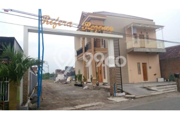 Rumah 2 lantai Rifera Regency dekat Taman Pinang Sidoarjo kota 800 jt an 14365325