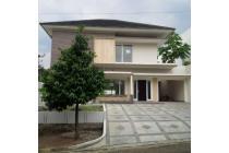 Rumah Baru Siap Huni Tanah Luas di Sentul City