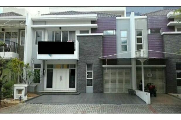 Dijual rmh Puri Mansion cluster Buckingham 8x15m2 kosong BU bth jual cpt 17995155