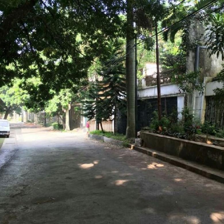 Dijual rumah di Setra Murni LT 635m LB 540m 7,5M, 2 lantai SHM