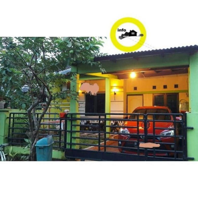 Dijual rumah murah minimalis strategis di Perumahan Bilabong