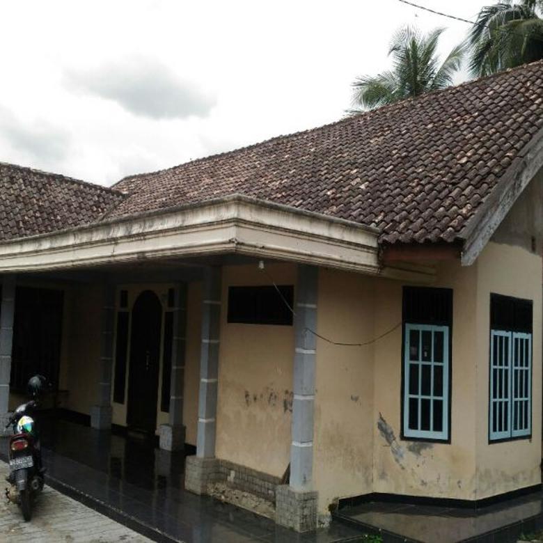 rumah dipematang sulur