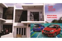 Rumah baru murah DP 1% cilengkrang ujungberung bonus mobil mewah