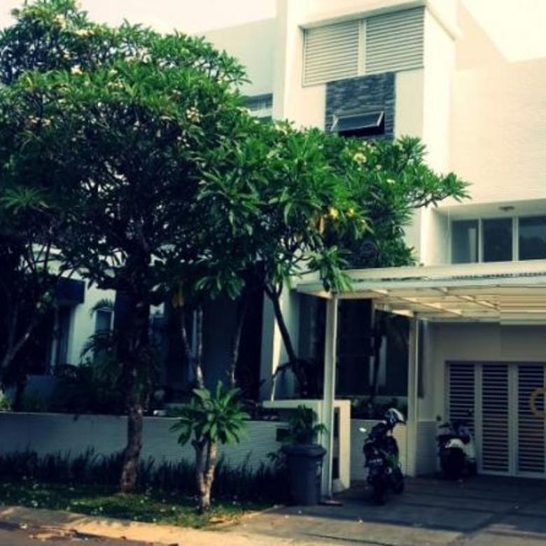 Dijual Rumah Minimalis di Kebayoran Residence