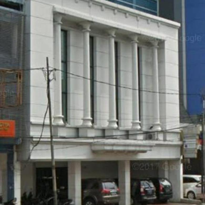 HASYIM ASHARI Perkantoran (Office Building) 3 Lantai, Jakarta Pusat