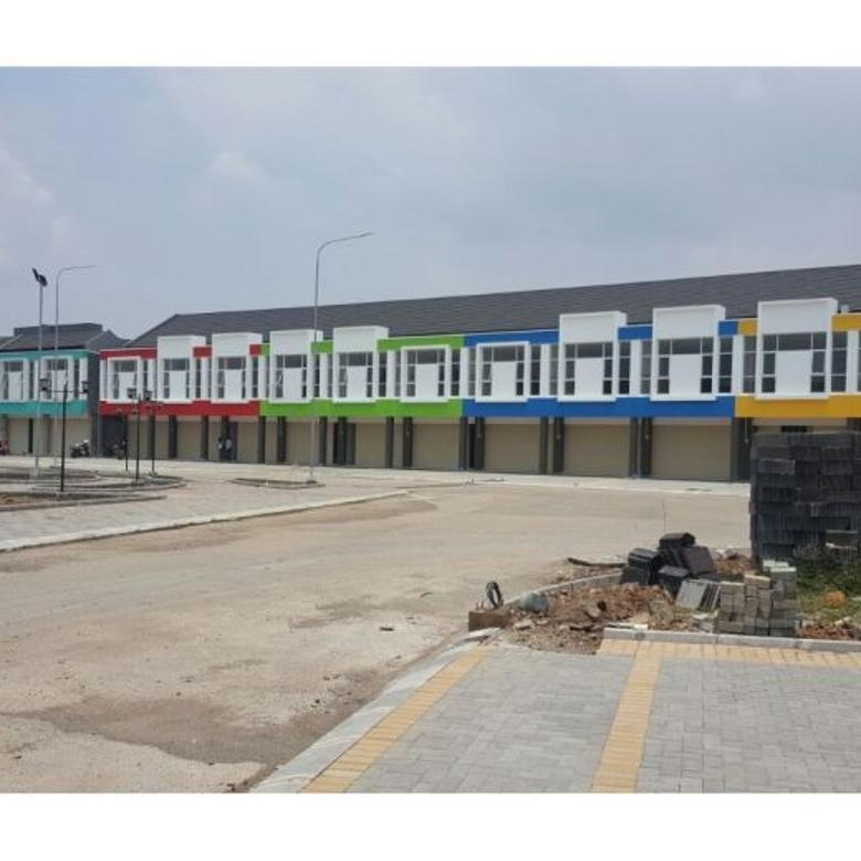 Ruko Baru Area Komersial Bojongsoang