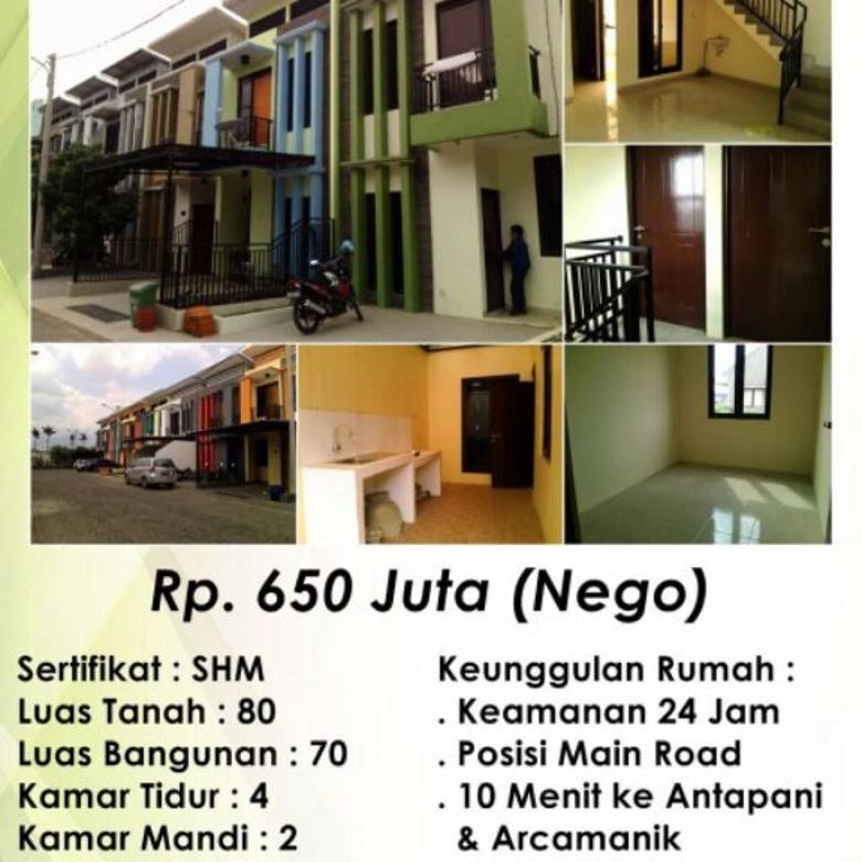Dijual Rumah  Antapani Bandung Timur
