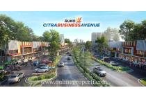 Jual Ruko Citra Business Avenue di Citra Maja Raya MP337