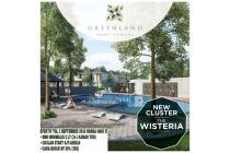 Dijual Greenland Residence Rumah Modern Minimalis 2 Lantai